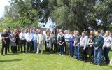 Traditom group picture kick off meeting
