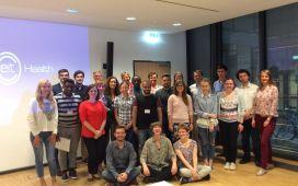 Participants of the InnoDiaCare EIT Health Summer School