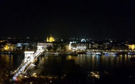Breathtaking views for the MOVE consortium in Budapest