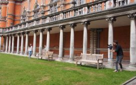 Beautiful Royal Holloway