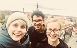 The European IPR Helpdesk exploring Tallinn