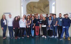 The circRTrain consortium at its Kick-off meeting in Berlin