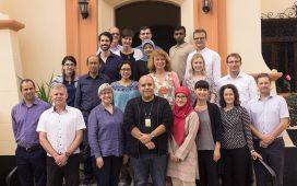 Tandem consortium at final progress meeting