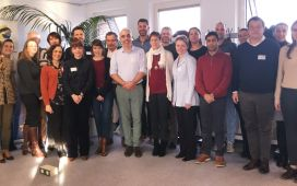 The B-SMART Consortium at the 6th Progress and 2nd Review Meeting in Brussels, Belgium
