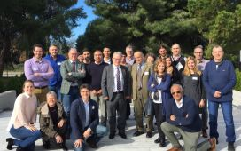 The SBR Consortium at the Kick-off Meeting in Patras, Greece