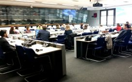 60 EC Project Officers Took Part in the Training Event