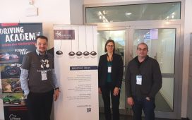 The Eurice team with technical lead Dr. Christoph Beck
