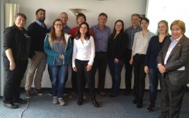 The CoMMiTMenT consortium at the 6th Progress Meeting in Heidelberg, Germany.