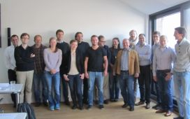The ComplexINC Consortium at its final meeting in Berlin