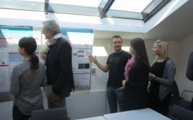 Impressions from poster session