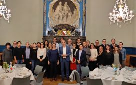 The EXPERT Consortium at the Kick-off Meeting in Utrecht, Netherlands