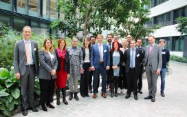 The initiative officially kicked off its activities with a project meeting attended by representatives of EASME and the European Commission in Brussels on 25 January 2019.