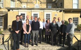 The APRICOT Partners at the Kick-off Meeting in Southampton
