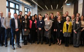 The PAVE Consortium at the Kick-off Meeting in Berlin