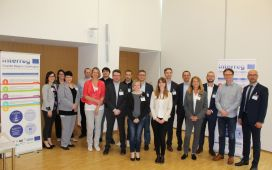 Kick-off for INTERREG Project PRODPILOT