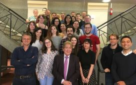 RELEVANCE consortium at the 2nd Project Meeting in Paris, France