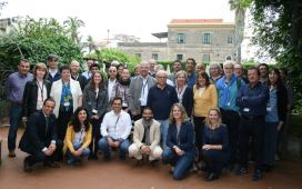 The TomGEM consortium at its 2nd Progress Meeting in Vico Equense
