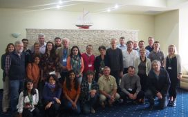 DISCO consortium at its 3rd Progress Meeting in Murighiol, Romania