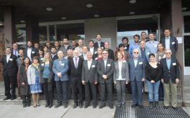 EuNetAir network members at final meeting in Prague