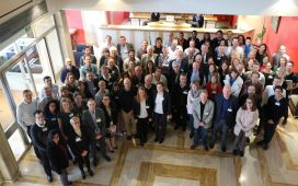 The PERISCOPE consortium at the annual meeting 2018 in Lyon