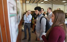 Poster session during the annual meeting