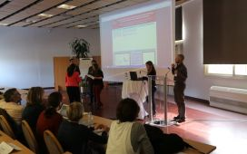 Award session for the best young researcher poster