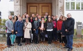 The DISCO consortium at its final project meeting in Berlin