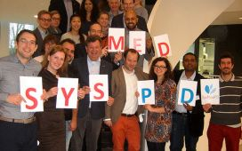 The SysMedPD consortium at its 1st Progress Meeting