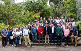 The TRADITOM Consortium during the 2nd Progress Meeting