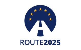 Route2025 logo